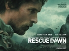 Rescue Dawn - British Movie Poster (xs thumbnail)