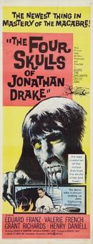 The Four Skulls of Jonathan Drake - Movie Poster (xs thumbnail)