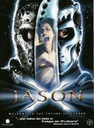 Jason X - Swiss Movie Cover (xs thumbnail)