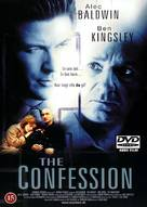The Confession - Danish Movie Cover (xs thumbnail)