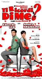 Ti ricordi di me? - Italian Movie Poster (xs thumbnail)