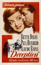 Deception - Movie Poster (xs thumbnail)