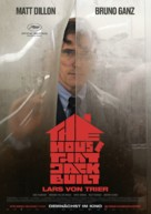 The House That Jack Built - German Movie Poster (xs thumbnail)