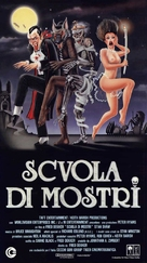 The Monster Squad - Italian Movie Poster (xs thumbnail)