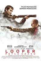 Looper - Polish Movie Poster (xs thumbnail)