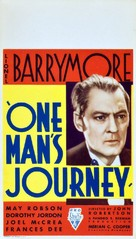 One Man's Journey - Movie Poster (xs thumbnail)