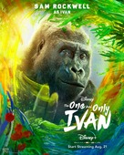 The One and Only Ivan - Movie Poster (xs thumbnail)