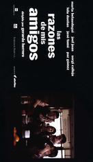 Las razones de mis amigos - Spanish Movie Poster (xs thumbnail)