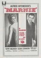Marnie - Dutch Movie Poster (xs thumbnail)