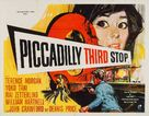 Piccadilly Third Stop - British Movie Poster (xs thumbnail)