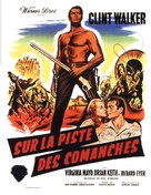 Fort Dobbs - French Movie Poster (xs thumbnail)