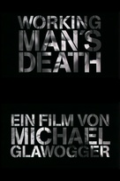 Workingman's Death - German Movie Poster (xs thumbnail)