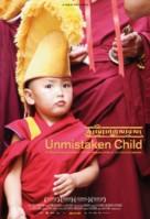 Unmistaken Child - Movie Poster (xs thumbnail)