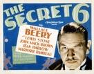The Secret Six - Movie Poster (xs thumbnail)
