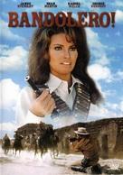 Bandolero! - German DVD movie cover (xs thumbnail)