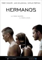 Brothers - Uruguayan Movie Poster (xs thumbnail)