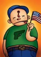 Bowling for Columbine - Key art (xs thumbnail)