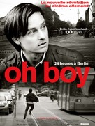 Oh Boy - French Movie Poster (xs thumbnail)