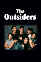 The Outsiders - DVD cover (xs thumbnail)