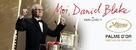 I, Daniel Blake - French Movie Poster (xs thumbnail)