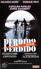 Perdido por perdido - Argentinian VHS cover (xs thumbnail)