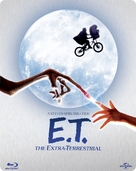 E.T.: The Extra-Terrestrial - Blu-Ray movie cover (xs thumbnail)