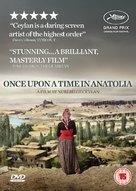 Bir zamanlar Anadolu'da - British DVD cover (xs thumbnail)