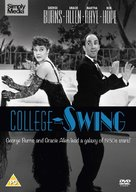 College Swing - British DVD cover (xs thumbnail)