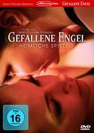 À l'aventure - German DVD movie cover (xs thumbnail)