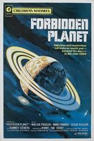 Forbidden Planet - Movie Poster (xs thumbnail)