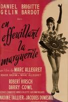 En effeuillant la marguerite - French Movie Poster (xs thumbnail)