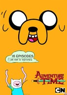 """Adventure Time with Finn and Jake"" - DVD cover (xs thumbnail)"