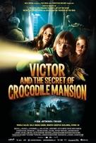 Das Haus der Krokodile - German Movie Poster (xs thumbnail)