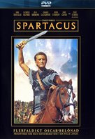 Spartacus - Swedish Movie Cover (xs thumbnail)