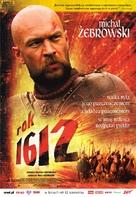 1612: Khroniki smutnogo vremeni - Polish Movie Poster (xs thumbnail)