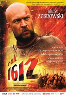 1612: Khroniki smutnogo vremeni - Polish Movie Poster (xs thumbnail)
