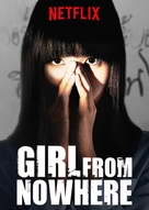 """""""Girl From Nowhere"""" - International Video on demand movie cover (xs thumbnail)"""