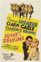 Idiot's Delight - Australian Movie Poster (xs thumbnail)