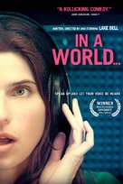 In a World... - DVD cover (xs thumbnail)