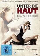 Kvinden der drømte om en mand - German DVD cover (xs thumbnail)