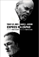The Sunset Limited - Czech Movie Poster (xs thumbnail)