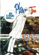 Play Time - Spanish Movie Poster (xs thumbnail)