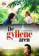 Trois souvenirs de ma jeunesse - Swedish Movie Poster (xs thumbnail)