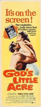 God's Little Acre - Movie Poster (xs thumbnail)