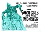 The Beach Girls and the Monster - Movie Poster (xs thumbnail)