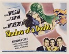 Shadow of a Doubt - Theatrical poster (xs thumbnail)