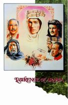 Lawrence of Arabia - DVD cover (xs thumbnail)
