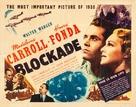 Blockade - Movie Poster (xs thumbnail)