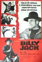 Billy Jack - Swedish Movie Poster (xs thumbnail)