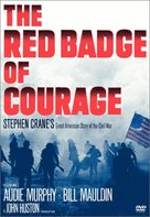 The Red Badge of Courage - DVD cover (xs thumbnail)